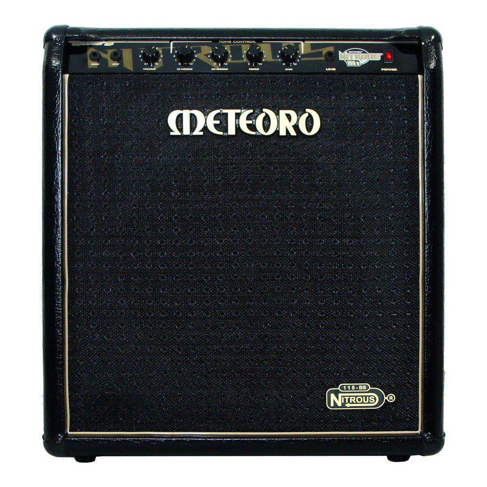 Cubo Meteoro Nitrous CB150 150W RMS
