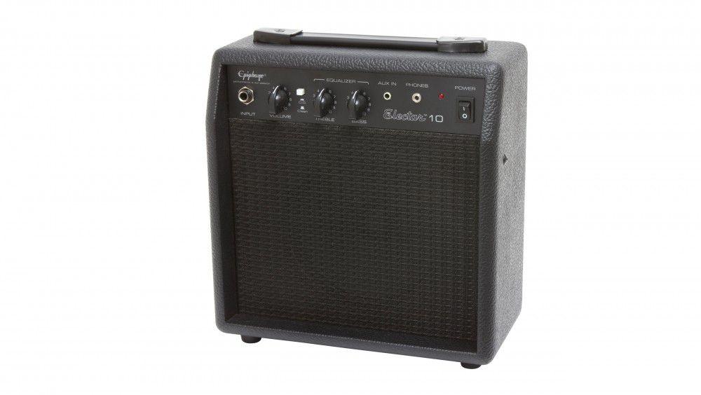 Guitarra Epiphone Les Paul Special + Cuba + Bag + Afinador