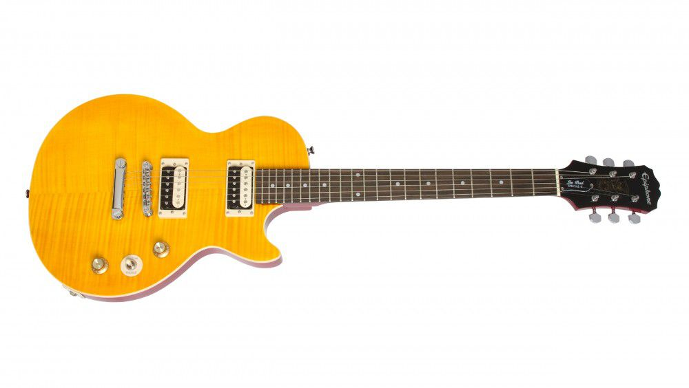 Guitarra Epiphone Slash Signature Appetite Amber + Bag + Palheta