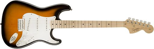 Guitarra Fender Squier Affinity Stratocaster 503 Sunburst