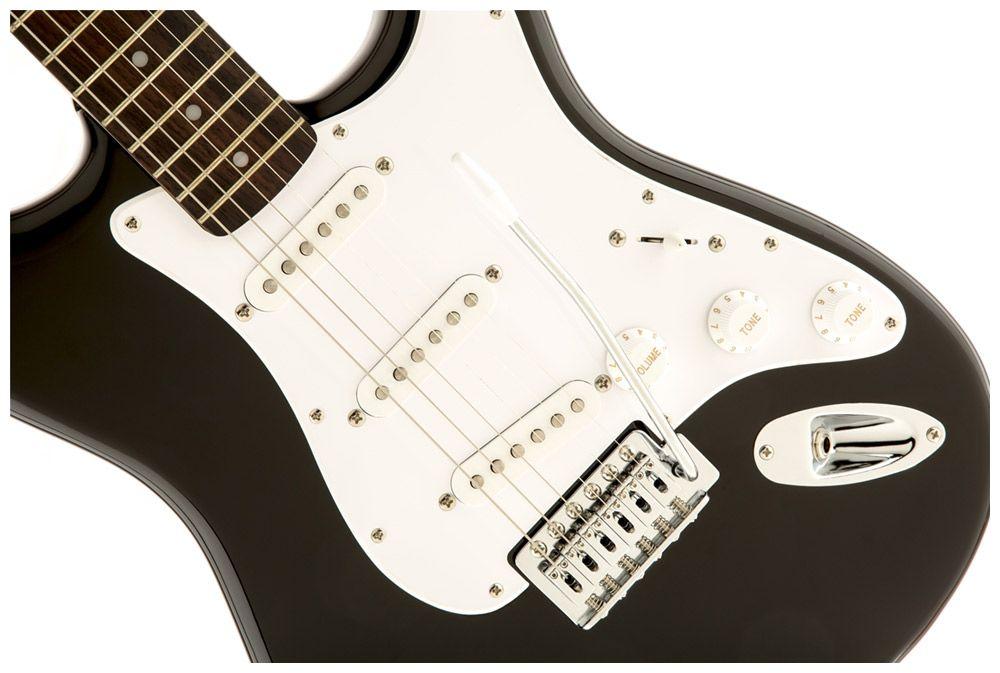 Guitarra Fender Squier Bullet Strat Black - 506
