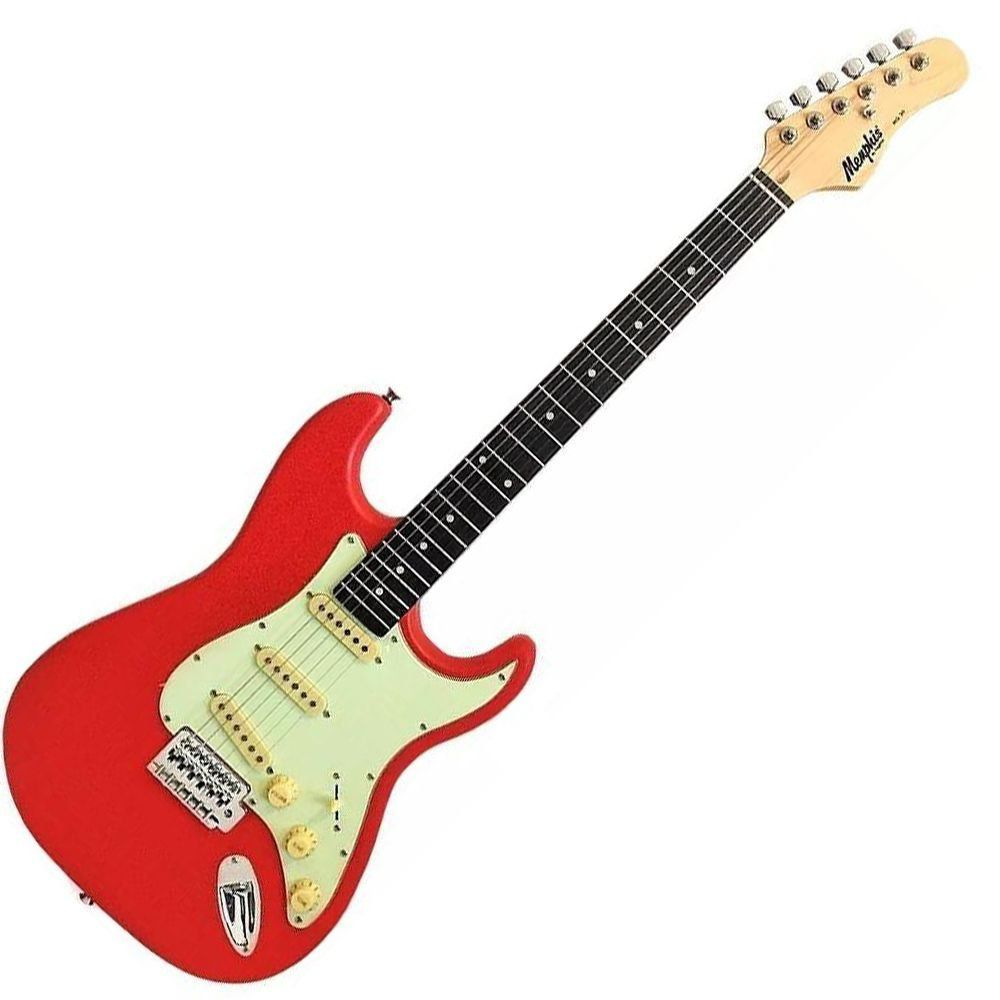 Guitarra Memphis MG30 Stratocaster Vermelha Satin