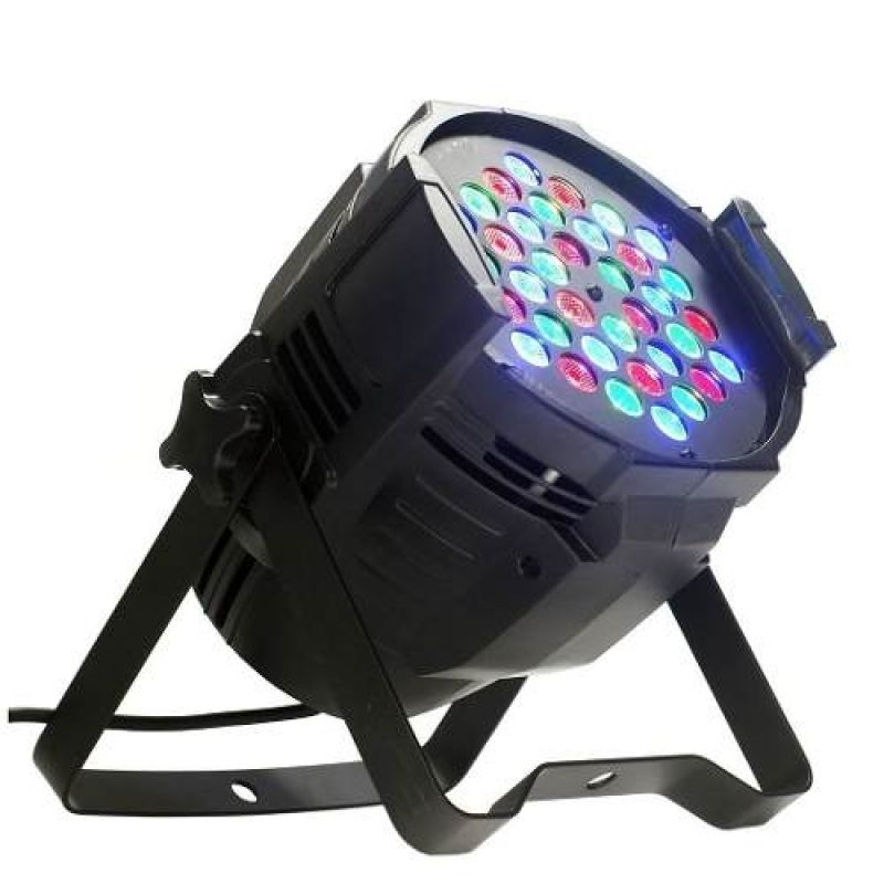 Led Par 36 leds 3W RGB
