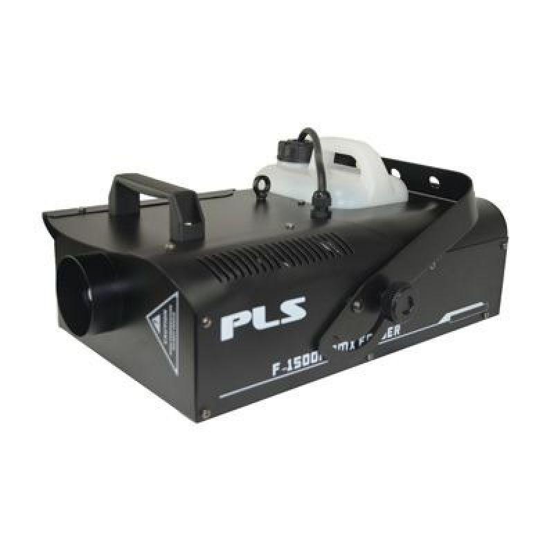 Maquina de Fumaça 1450W PLS F-1500 com Controle sem Fio 120V