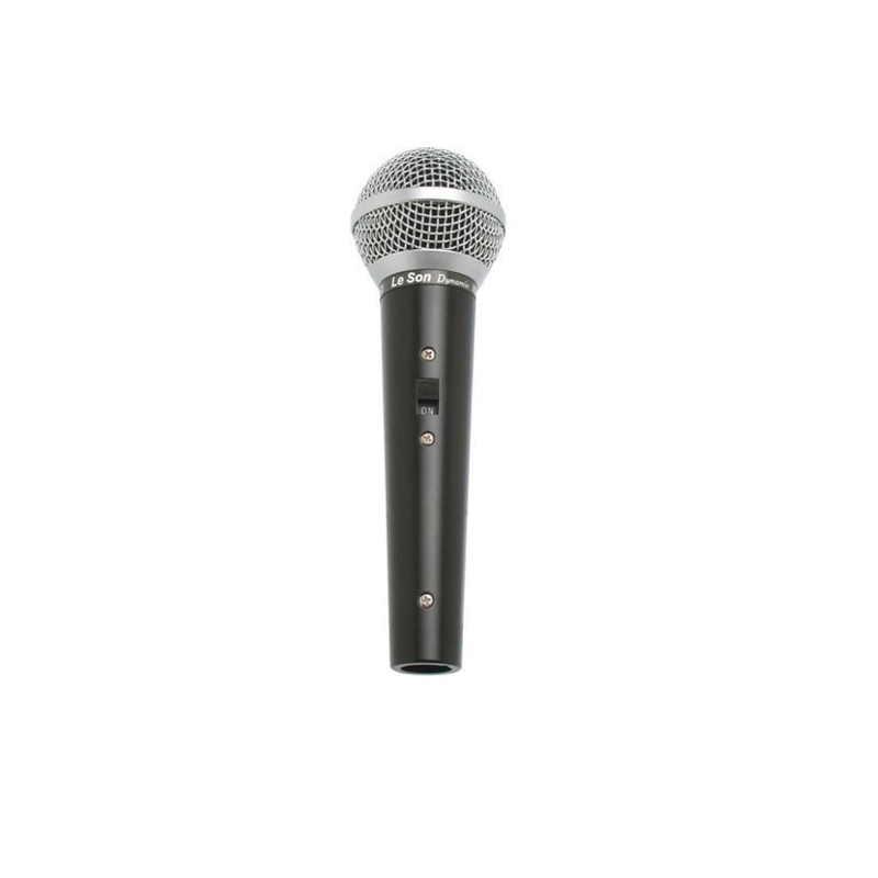 Microfone com Fio Leson SM50VK PRO