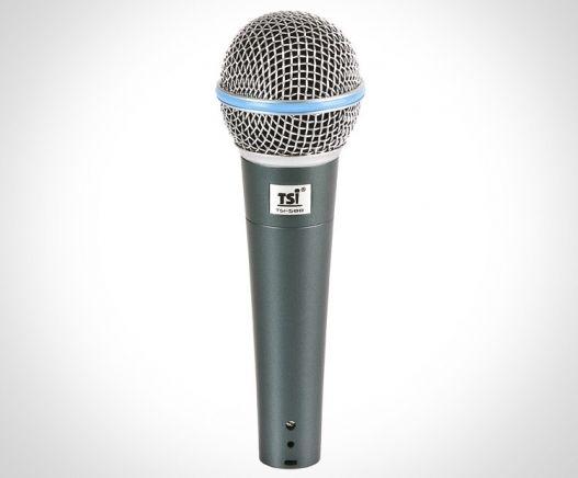 Microfone Com Fio TSI-58B