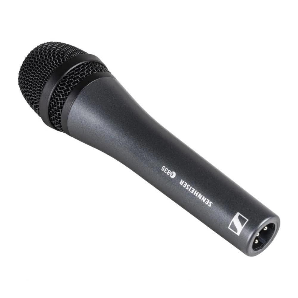 Microfone de Mão Sennheiser E835 Dinâmico