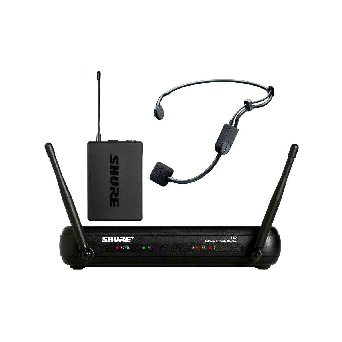 Microfone Sem Fio SVX-14BR/ PGA31 - Shure