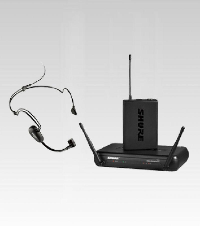 Microfone Shure SVX14BR/PGA31