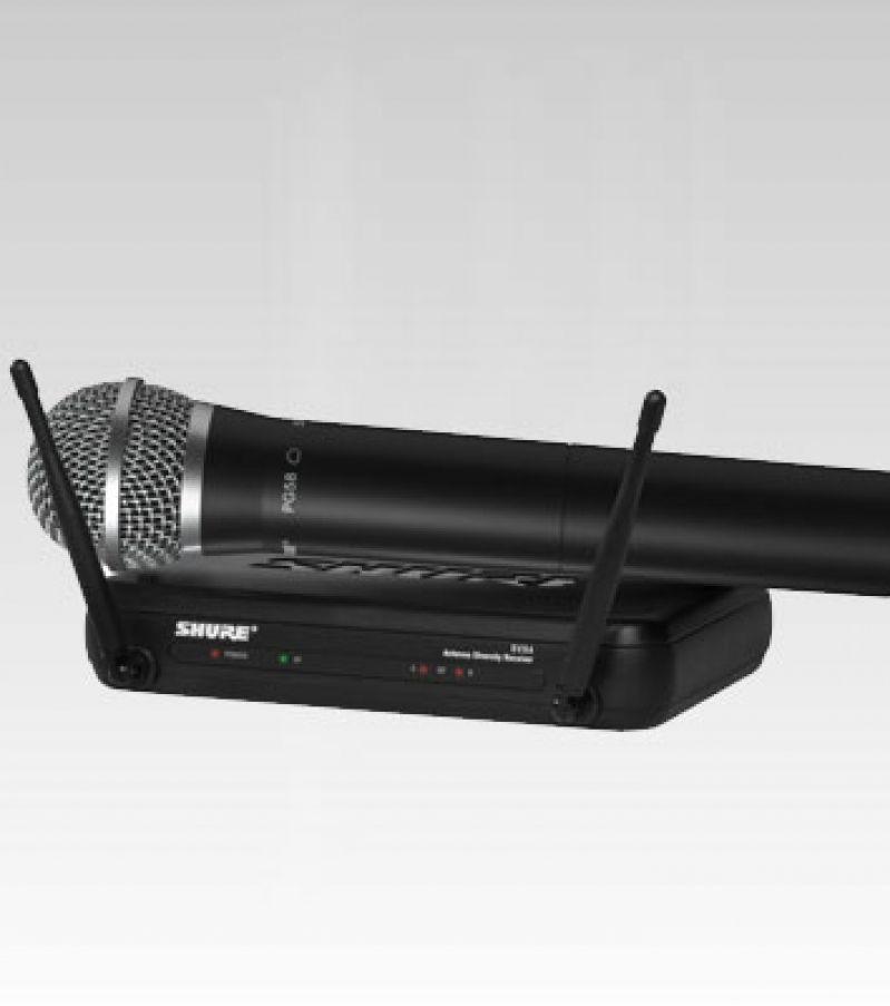 Microfone Shure SVX24BR/PG58-P12