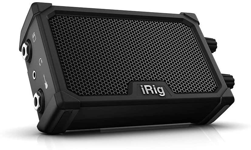 Mini Amplificador IK iRig Nano Amp Mobile 3 Watts RMS