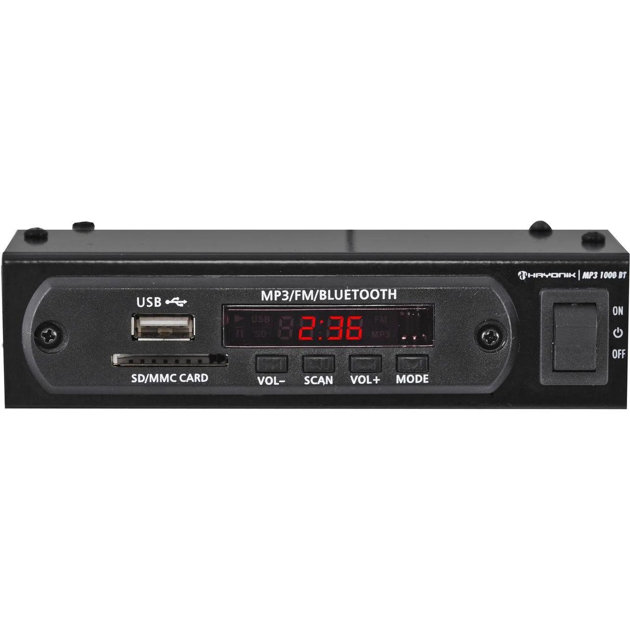 Módulo Pré Amplificado MP3 1000BT