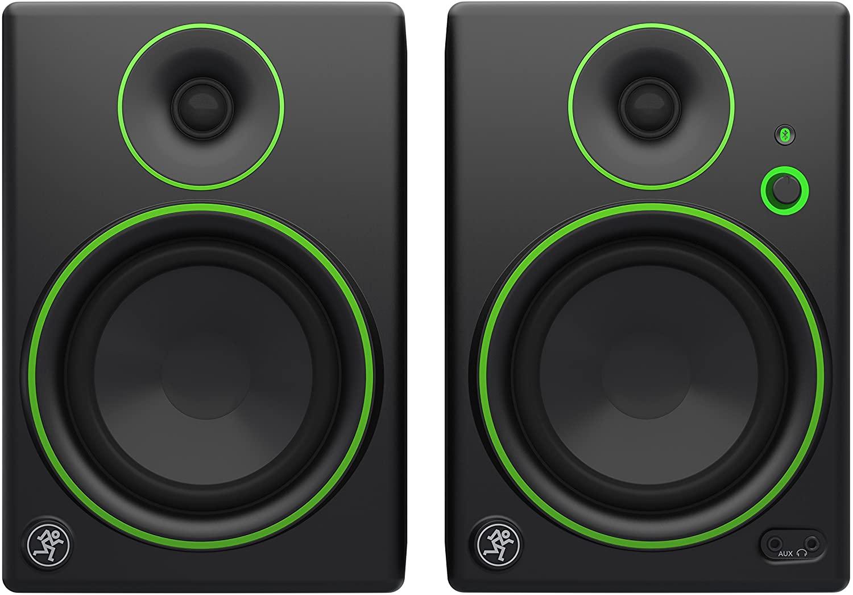 """Monitor de Referência Mackie 5"""" CR5BT Bluetooth Par"""