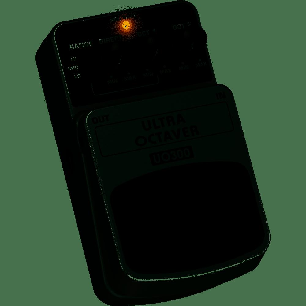 Pedal Behringer UO-300 Ultra Octaver para Guitarra