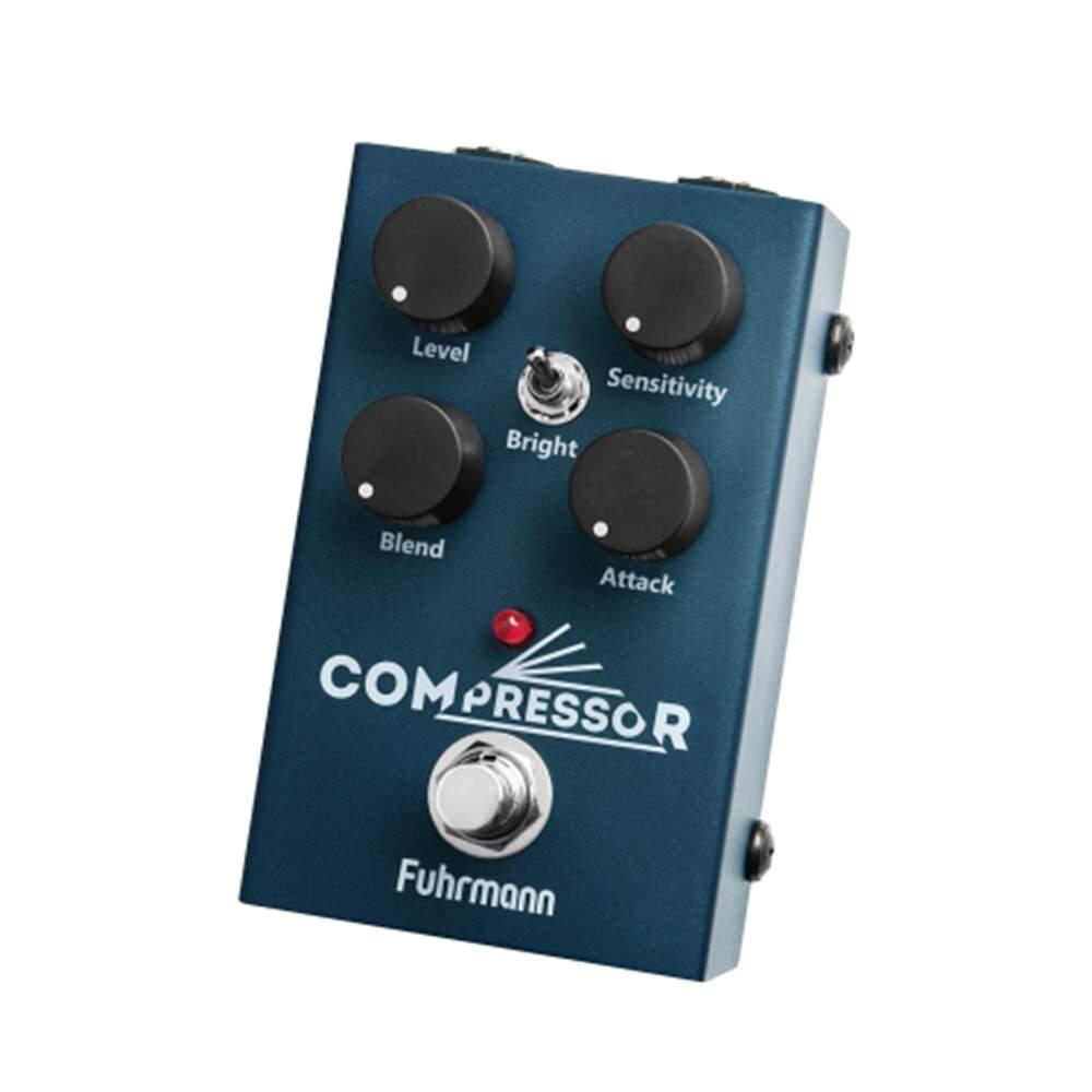 Pedal de Efeito Fuhrmann CM10 Compressor Guitarra