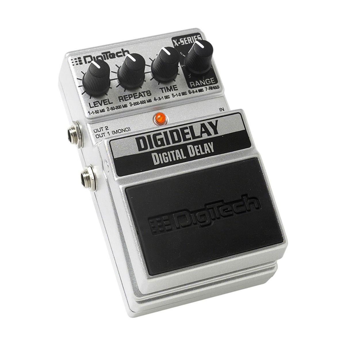 Pedal Digitech X-Series Delay XDD Guitarra