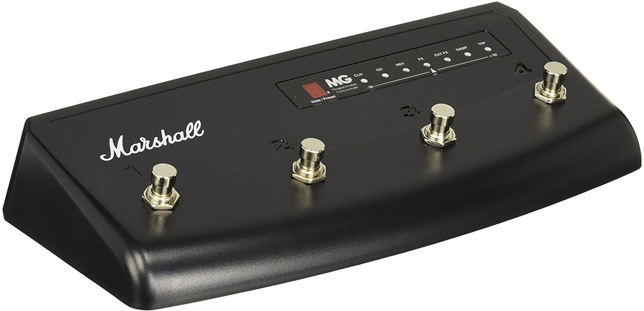 Pedal Marshall Footswitch MG Series PEDL-90008