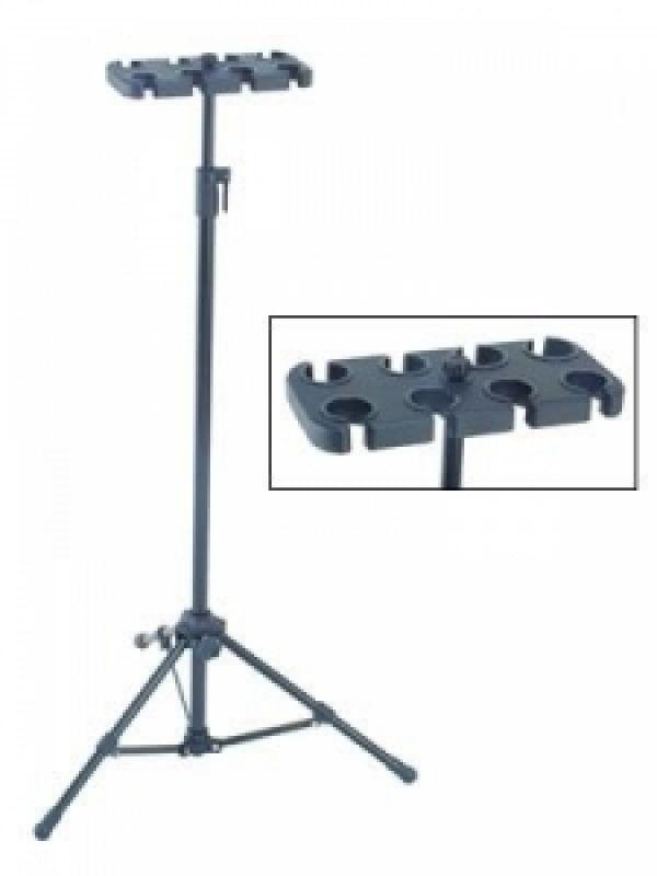 Suporte Vector Descanso para 8 Microfones AM08P