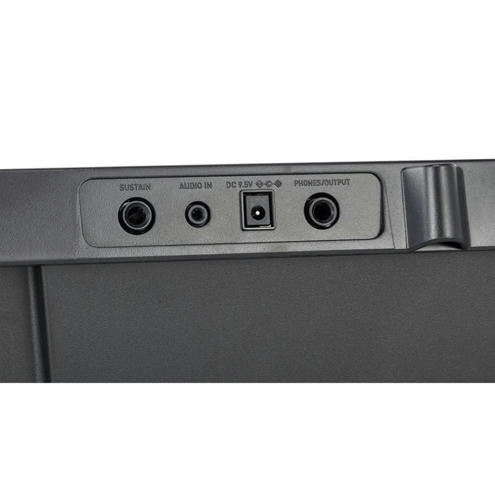 Teclado Casio CTK 2500 61 Teclas 5/8 com App de Estudo e Fonte