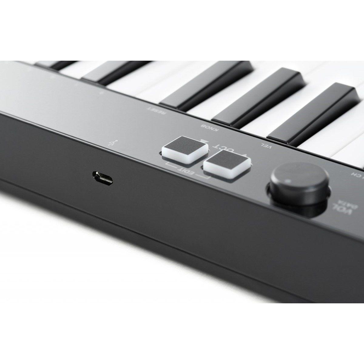 Teclado IK Multimedia MIDI USB iRig Keys 25