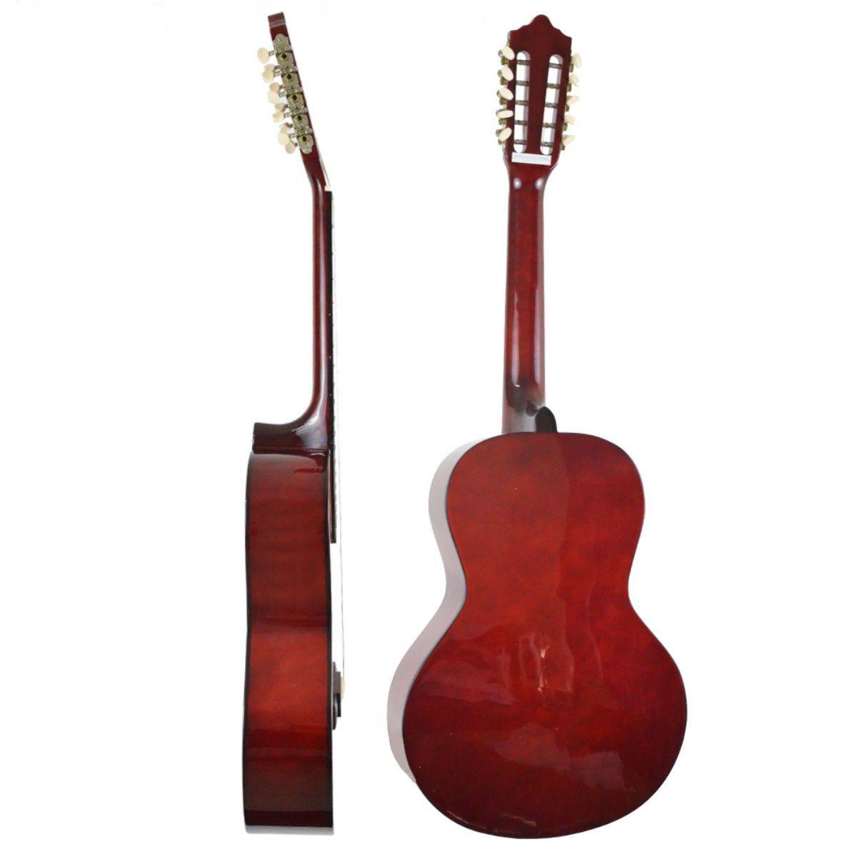 Viola Giannini Start VS 14 Natural Acústica Braço em Cedro