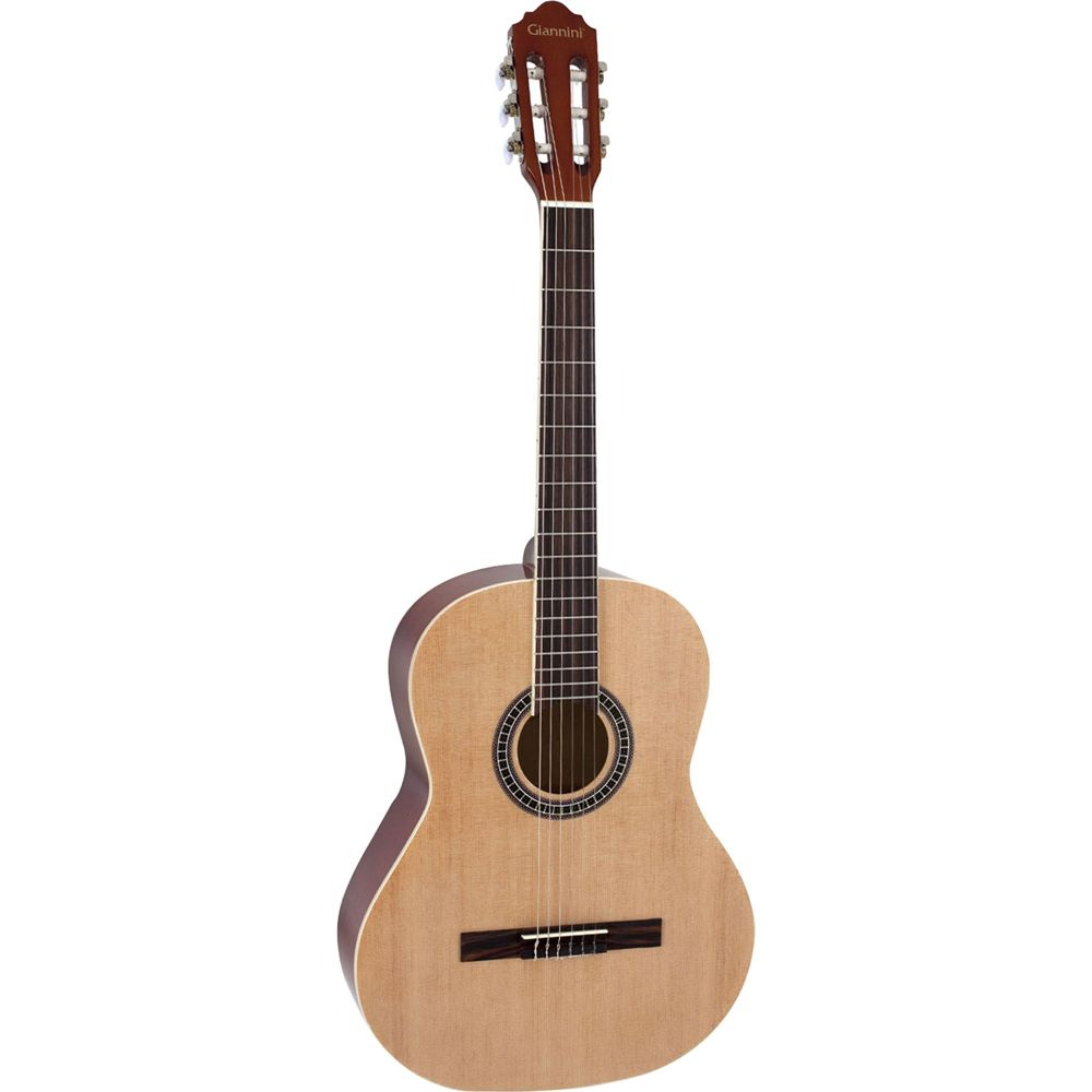 Violão Giannini GN15 Nylon Natural