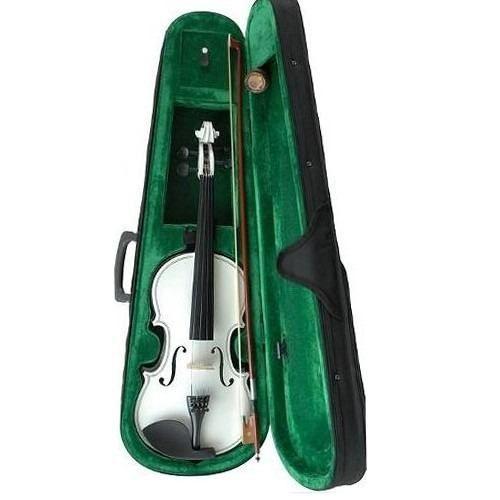 Violino Sverve 4/4 com Estojo Branco