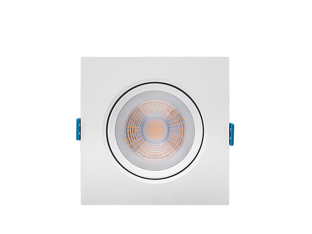 10x Embutido Led Easy Par20 7w Branco Quente, Neutro Stella Sth7920