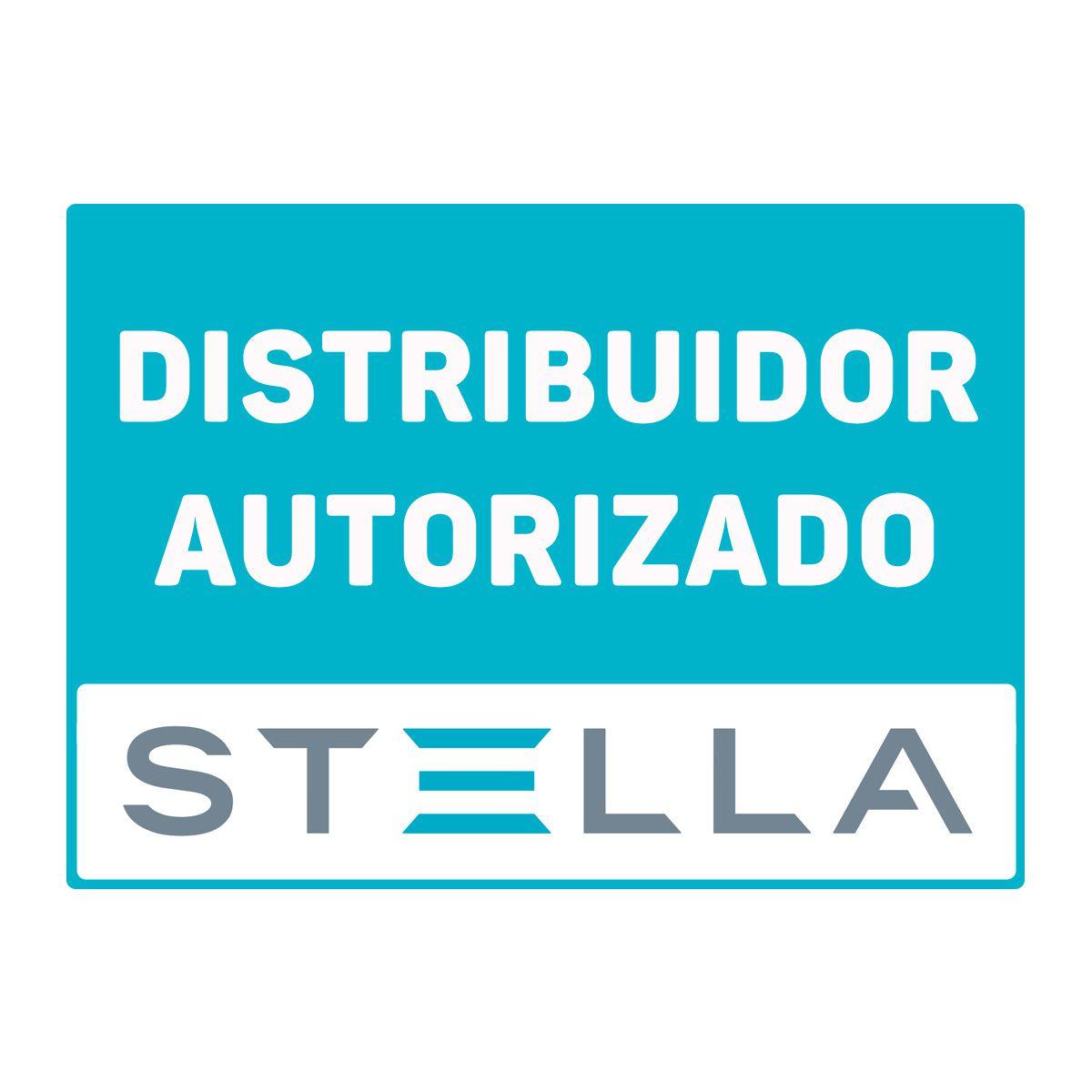 10x Lâmpada LED Dicroica GU10 7W 2700K Bivolt - Stella - STH8536/27