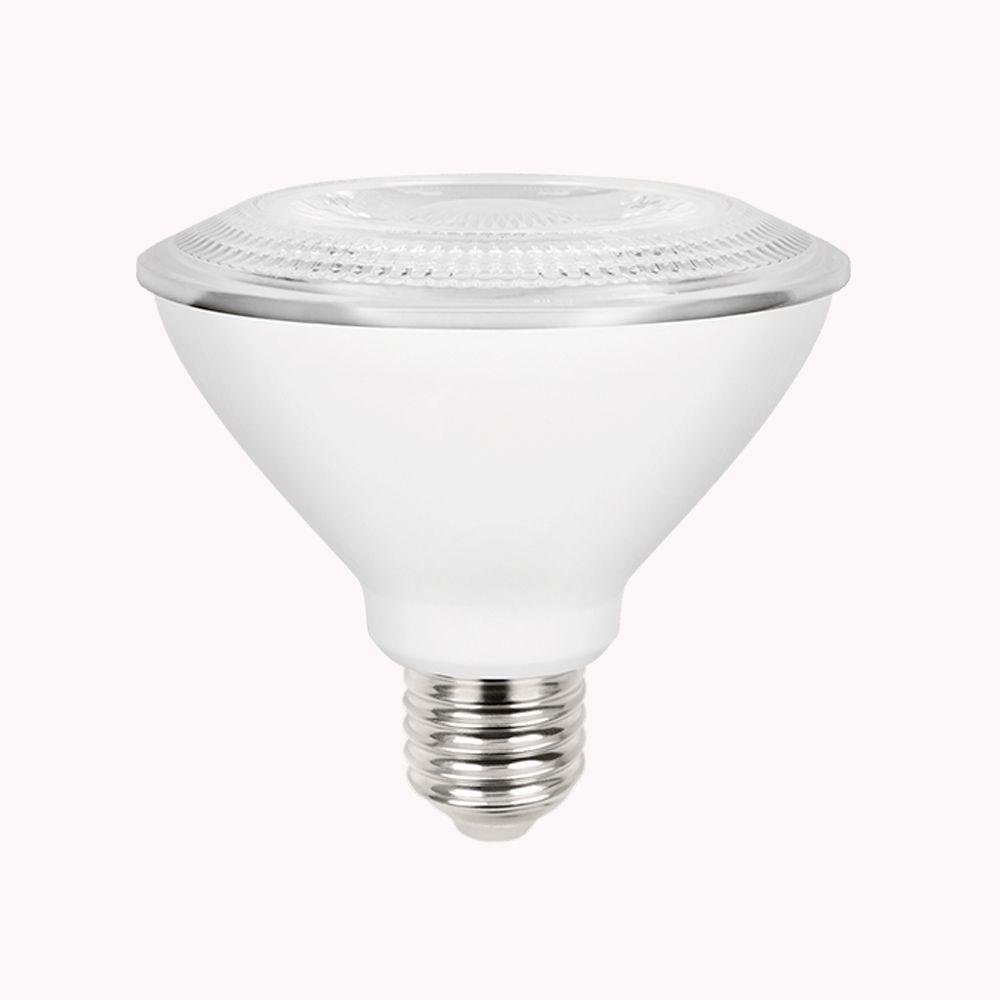 14x Lâmpada LED PAR30 9W E27 3000K+ 4x PAR 30 4000K STELLA