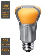 Lâmpada MASTER LEDBulb MV  12W E27 2700K 220V  Dim.