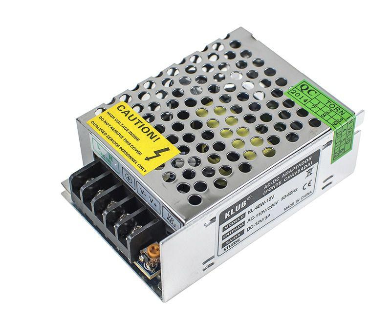 Kit Fita Led + Fontes + GU10+ Conector