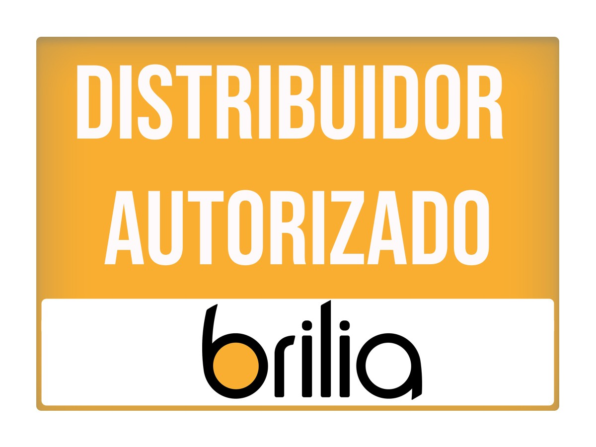 4x Brilia Bulbo Led 15w Bivolt 3000k E27 Amarelo - 439807