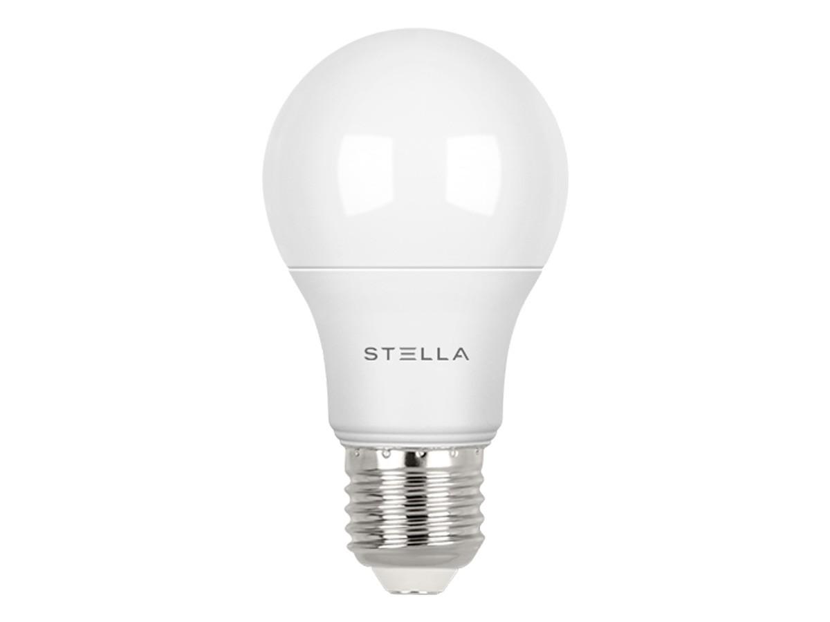 4x Lâmpada Led Bulb A60 7w Stella Sth8264