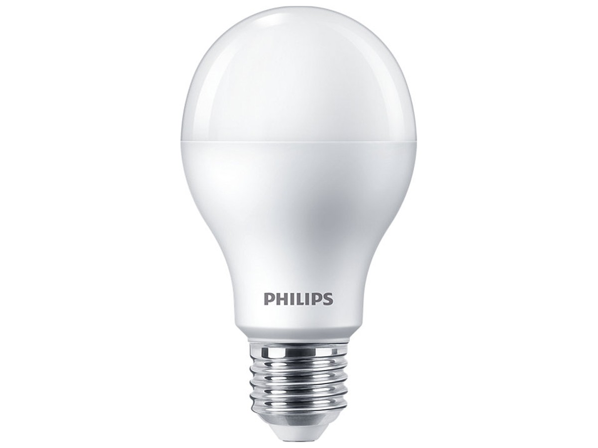 4X Lâmpada Led Bulbo A65 16W 1521lm Bivolt Equivale 100W - Philips