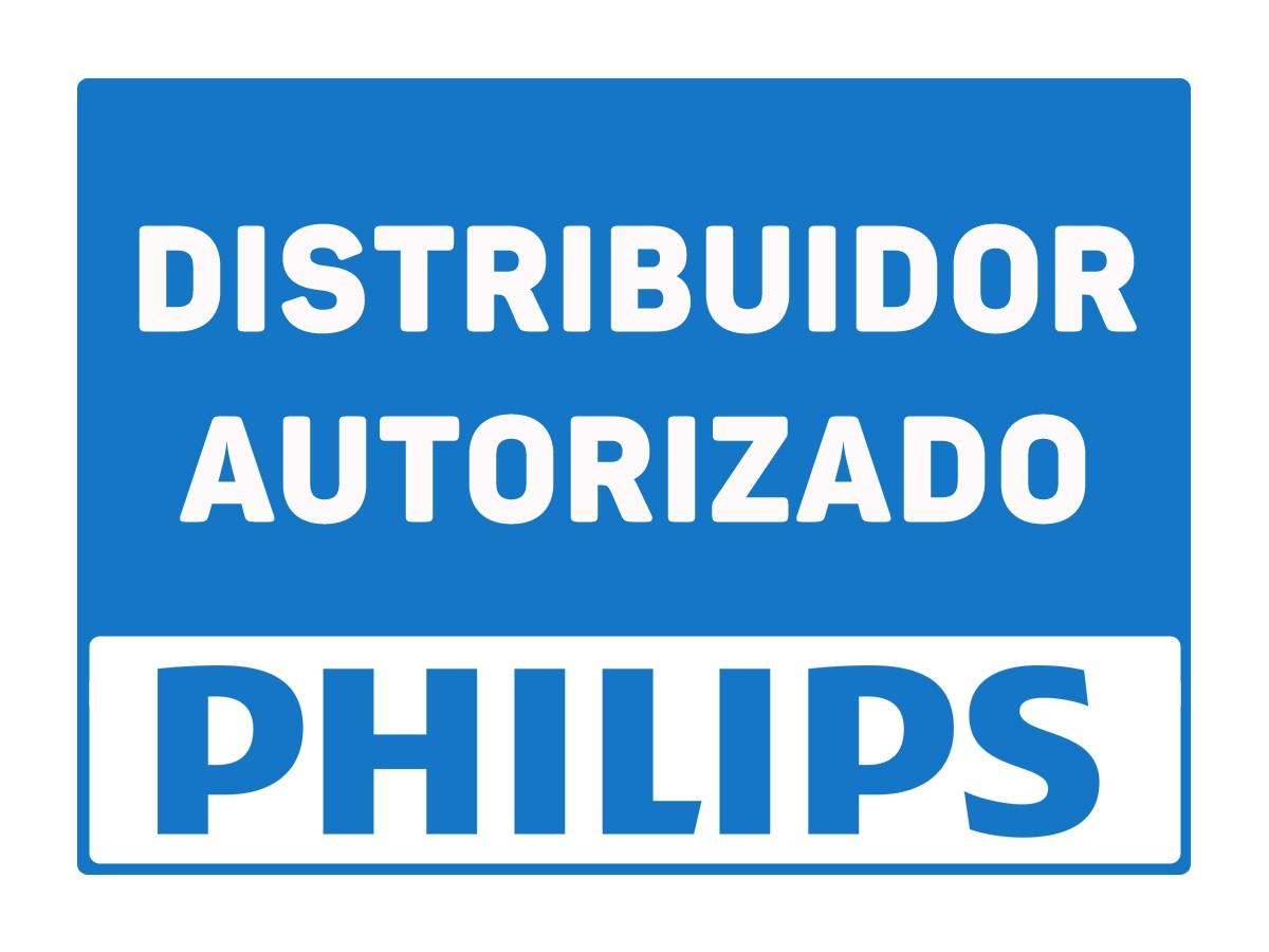 6X Lâmpada Led AR70 5W GU10 2700K 525lm Bivolt - Philips