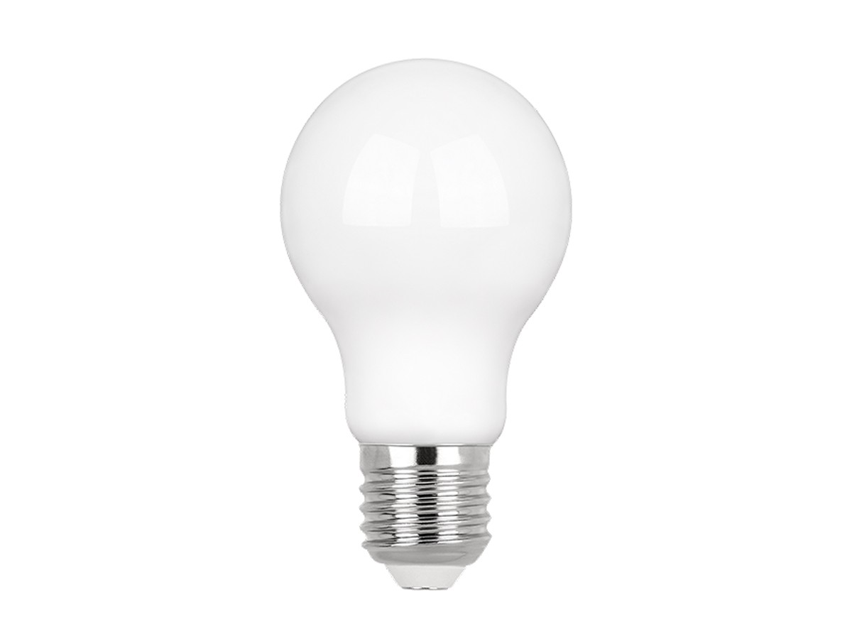 9x Lâmpada LED Bulbo Milky Filamento 4,7W Branco Neutro - STH20214