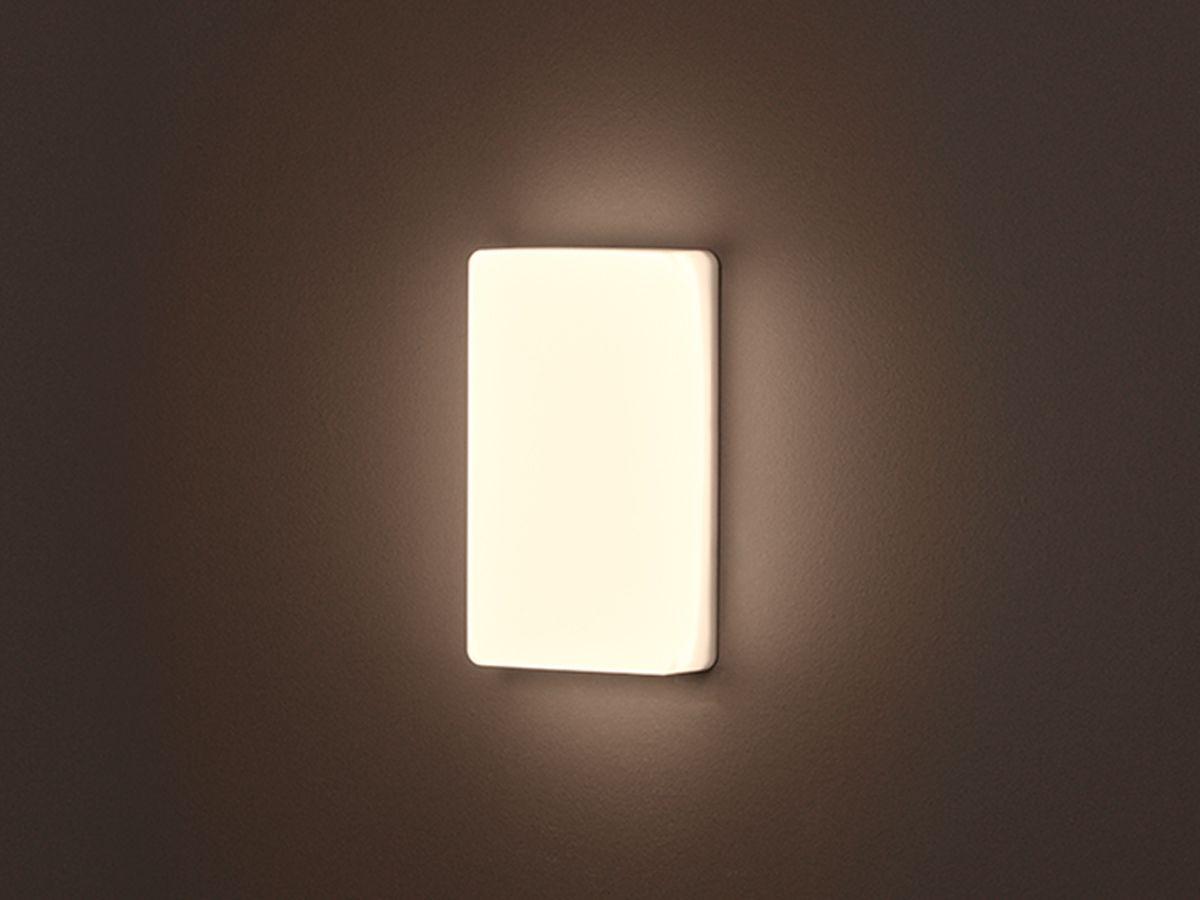 Arandela Licht LED 5W 3000k 450lm IP65 BIVOLT - Stella STH7700