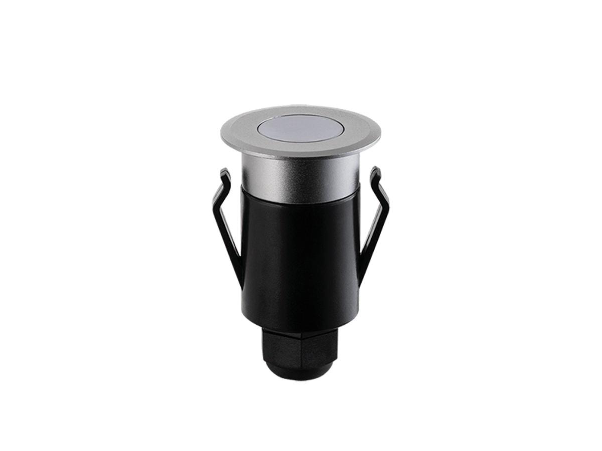 Balizador de Solo SPUR LED 2W 3000K IP67 30º 80lm - Stella STH6720/30