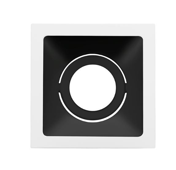Combo de Produtos Stella (Square/Trilho/Square Angel/Spot Zylinder/Lampada Dicroica