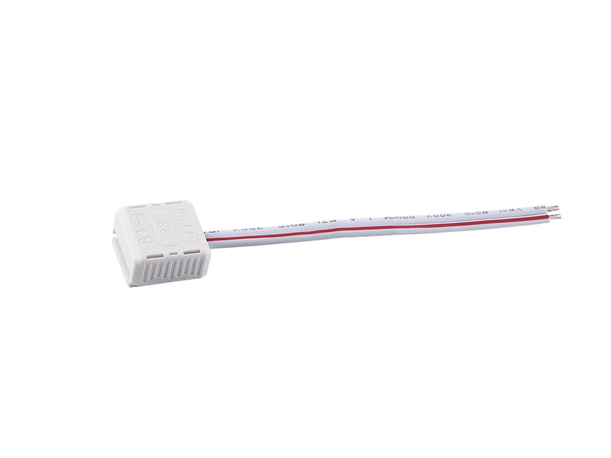 Conector 2 Fios para Fita 10mm -STH6873
