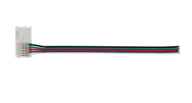 Conector 5 Fios para Fita LED RGBW