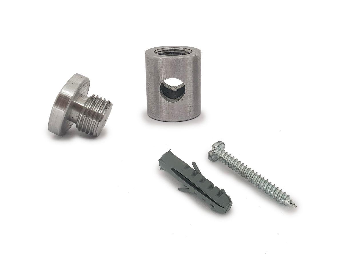 Desviador para Fio Pendente Luminária Lustre de Teto - 100% Alumínio