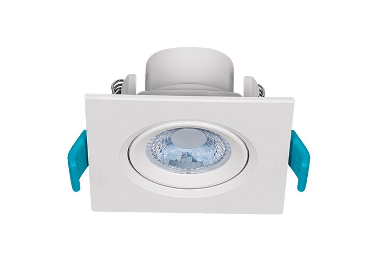 Embutido LED 3W MR11 Direcionável 200lm -Stella- STH7910/30
