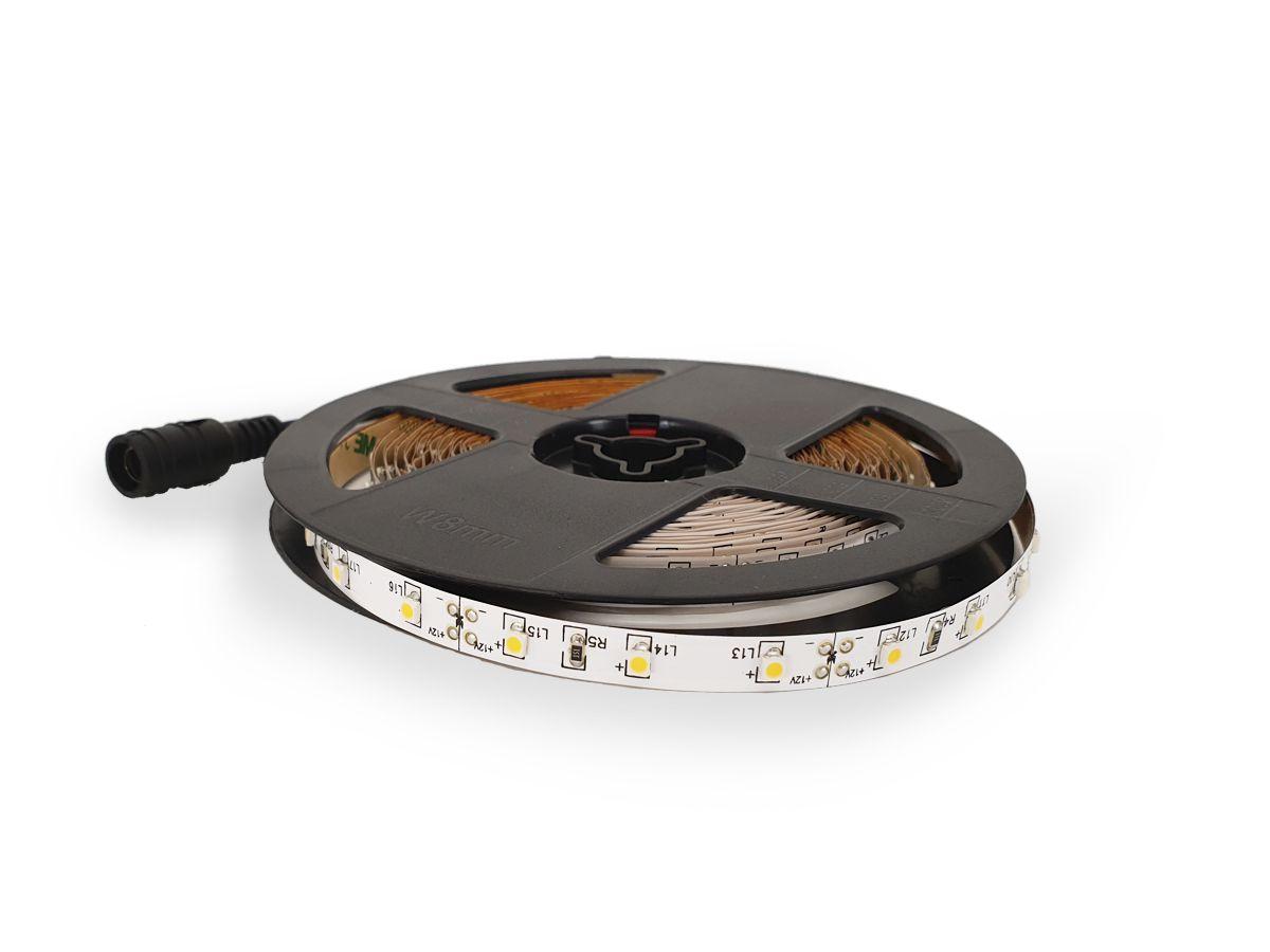 Fita LED 4.8W/M 3000K  IP20  SDM3528-5 Metros
