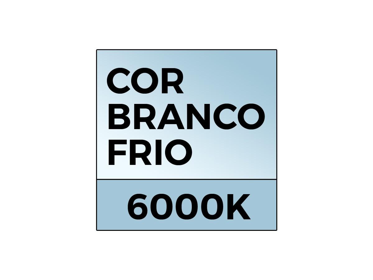 Fita Led Profissional 10w/m Branco Frio Ip20 12v 700lm-5m Stella STH7814/65