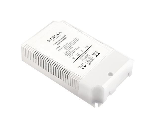 Fonte Dimerizável Profissional para LED 12V 40W IP 20 1 Ano Garantia