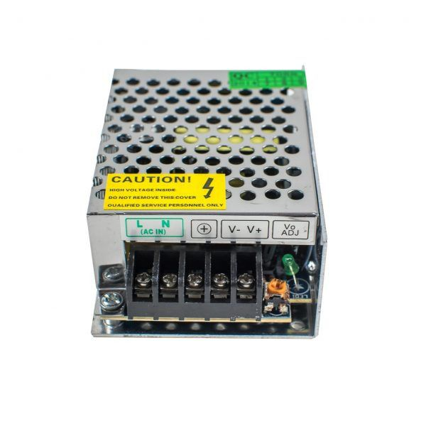 Fonte Profissional Chaveada para LED 12V 40W- 3A IP 20 KLUB -Bivolt
