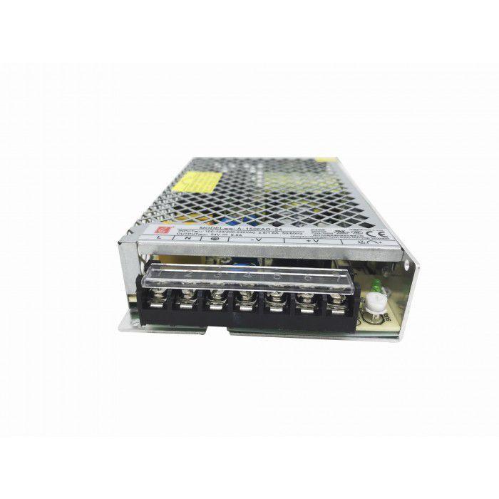 Fonte Profissional para LED 24V 6,25A 150W IP 20 eklart