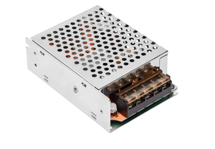 Kit 2xFita Led Profissional 5w/m 2700K +1xFONTE 60W +Emenda
